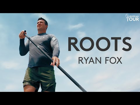 From All Blacks hopeful to professional golfer | Ryan Fox | Roots - Ep.1