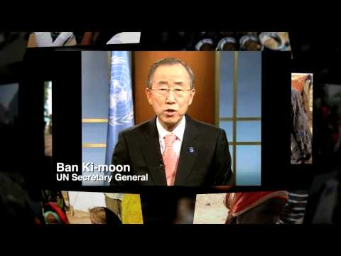 Why UN Secretary General Ban Ki-Moon has made hunger his cause