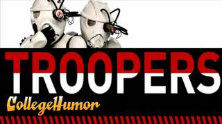Troopers - The Swamp Planet