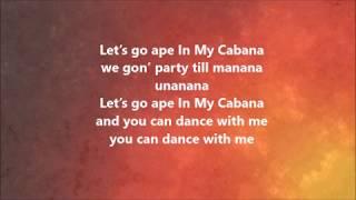 download lagu Margaret - In My Cabana Lyrics, Tekst gratis
