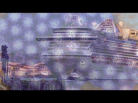 Virus Spreads Aboard Cruise Ship