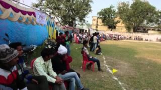 Highlights Video of second match of Khan memorial cricket Tournament 2015.