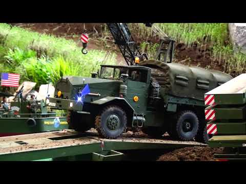RC MILITARY VEHICLES RC SCALE TANK AREA FASZINATION MODELLBAU 2019