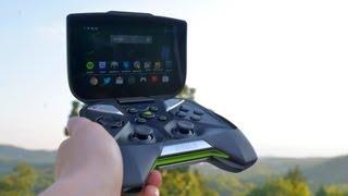 Nvidia Shield Review!