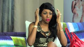 YVONNE NELSON on @ home with Joselyn Dumas-