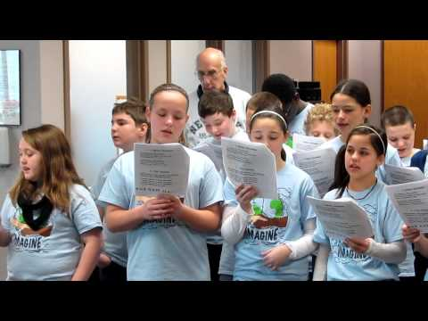 Always There Adult Day Program & the Kingston Catholic School Students Video 4