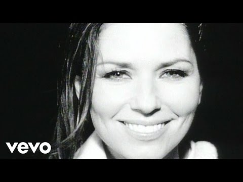 Shania Twain - When You Kiss Me Video