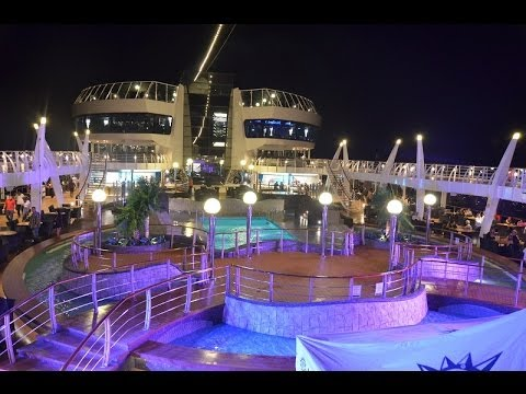 Msc Divina Cruise Ship Video Tour And Review Cruise