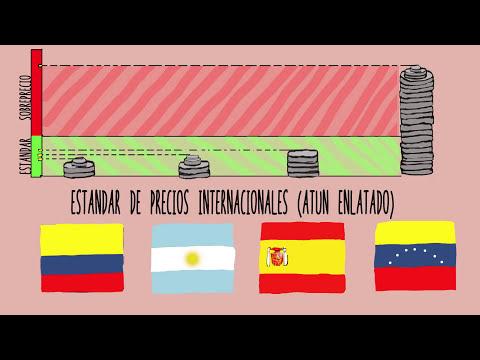 Análisis del salario mínimo venezolano.