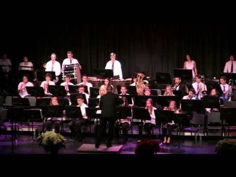 MRHS Mainland Regional High School Concert Band 2 scramble