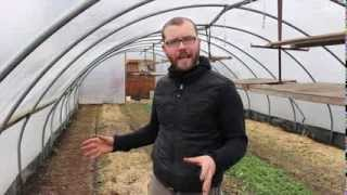 Urban Farming Bed Preparation