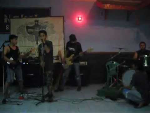 Lost In Sound - Sex Type Thing (stone Temple Pilots Cover) At Nabila Cafe video