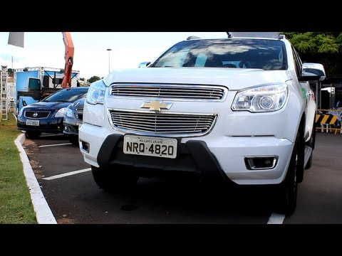 Avaliação GM S10 LTZ 2.8 Diesel 4x4 2013 (Canal Top Speed) Music Videos