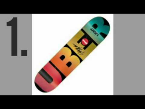Best Skateboard Decks Top 10 Best Skateboard Decks
