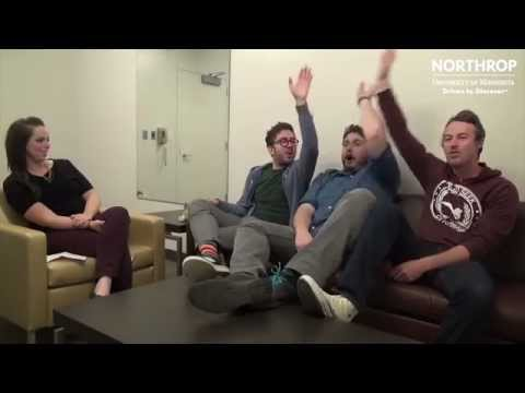 Northrop Interview with CollegeHumor Live!