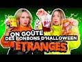 ON GOÛTE DES BONBONS D HALLOWEEN ÉTRANGES 2e Peau mp3
