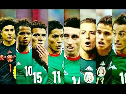 TOP 10 ?Los Mejores Goles De La Selección Mexicana ?