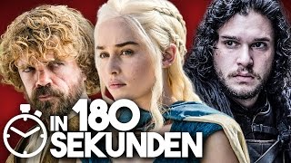 GAME OF THRONES Staffel 5 in 180 SEKUNDEN!