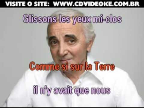Charles Aznavour   Les Plaisirs Demodes