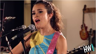 Megan Nicole 'Summer Forever' LIVE (Acoustic) - Hollywire Sessions
