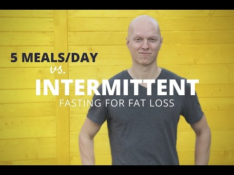Fasting or 5 Meals Per Day?