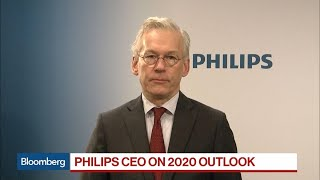 Philips Is Well Set Up for 2020, Says CEO