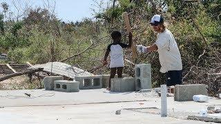 A few helping hands after Hurricane Irma (Sailing La Vagabonde) Ep. 144