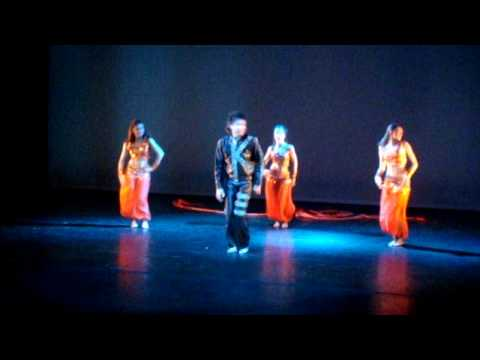 Hrithik Dance - Ek Pal Ka Jeena Dhoom Machale by Karan & KSPARK...