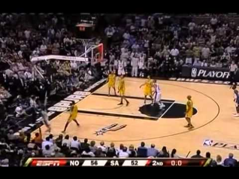 http://www.basketball-reference.com/boxscores/200805080SAS.html Manu Ginobili had 31 points to help the Spurs win their first game of the series and avoid a ...