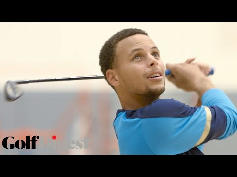 Steph Curry Takes Golf Digest's 3-Point Challenge  | Golf Assassins