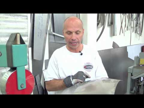 Maintaining Smooth Surfaces on the English Wheel, Part 1