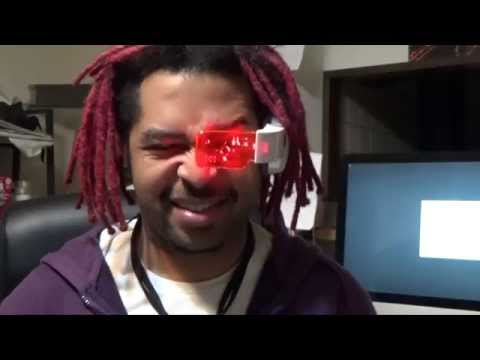 Dragonball Z Scouter - Unboxing!