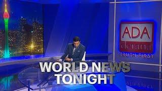 Ada Derana World News Tonight | 26th January 2021