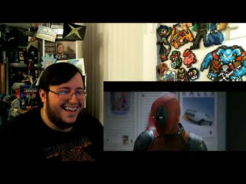 Gors Once Upon a Deadpool Respect the Back REACTION