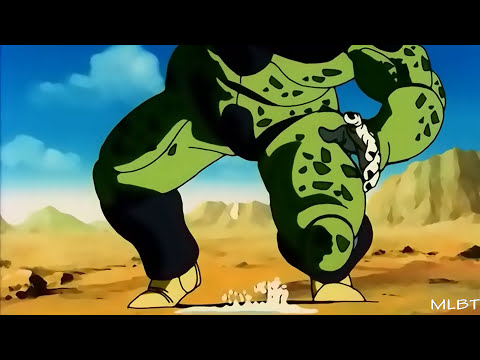SSJ2 Gohan vs Cell 1080p HD [part 2/3]