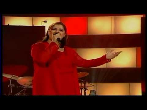 Eurovision 2000 05 France *Sofia Mestari* *On aura le ciel* 16:9 HQ