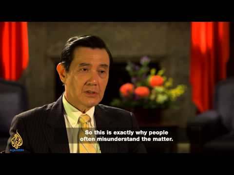 Ma Ying-jeou: 'One country, one system'