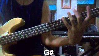 Beautiful Savior by Planetshakers (Bass Lesson)
