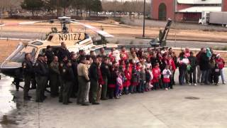 Bernalillo County Sheriff's Department NMSPAL Cops Helping Kids | Fire and Police Videos