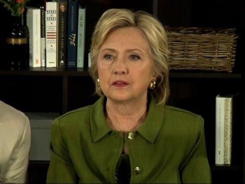 Clinton: Still 'Dangerous to be LGBT in America'