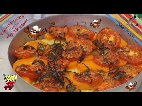 Cucina vegetariana golosa
