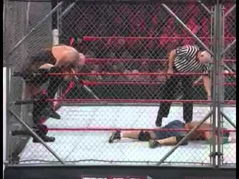 John Cena vs Big Show full match - No Way Out 2012