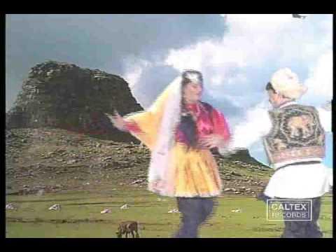 Shahnaz Tehrani & Hojati - Gholi (azari Music & Dance) | حجتی و شهناز تهرانی video