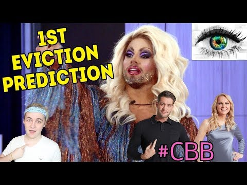 Celebrity Big Brother 2018 (Winter) | 1st Eviction Prediction