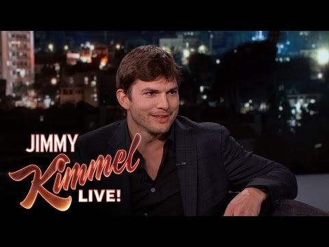 Ashton Kutcher Won't Give His Daughter Cinnamon Toast Crunch