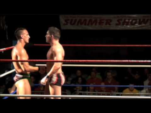 "Top Rope Promotions - Featuring clips and interviews from September 2009 Event. Tommaso Ciampa, Jason Blade, ""Prodigy"" MIke Bennett, ""Brutal"" Bob Evans, Spik..."