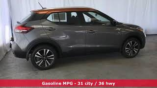 New 2019 Nissan Kicks Washington DC VA Woodbridge, VA #190500