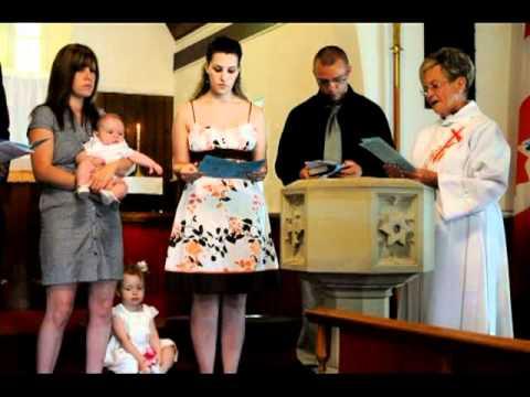 Jayden James Bellows Baptism.mpg