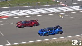 My Car BATTLE! McLaren Senna vs Ford GT