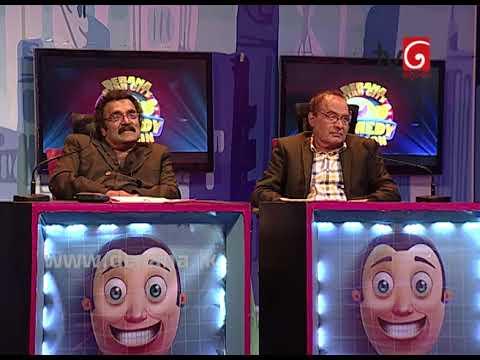 Nandana Hettiarachchi & Asanga Perera @ Star City Comedy Season ( 22-10-2017 )